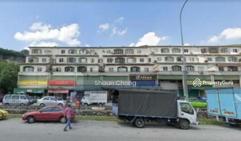 Ampang Cheras Bukit Permai Duplex Shop Apartment For Sale #167084804