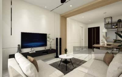 For Sale - HOC Promotion [RENO & FURNISHED] Freehold Cheras Condominium Low Density