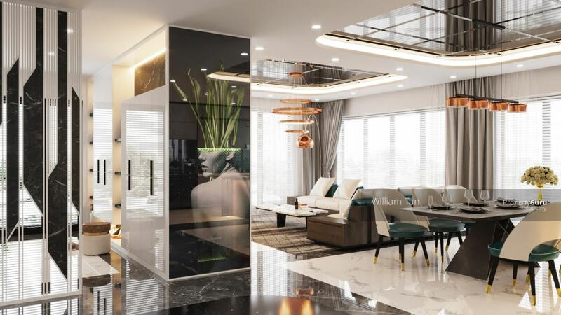 3R2B ONLY RM400k+| HOC 2021|Freehold Luxury Condo|3 Carparks|High Capital Gain [0%DP+Extra Cashback] #167158940