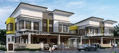 Dijual - Projek Baru Rumah Berkembar 2 Tingkat MCL LOT