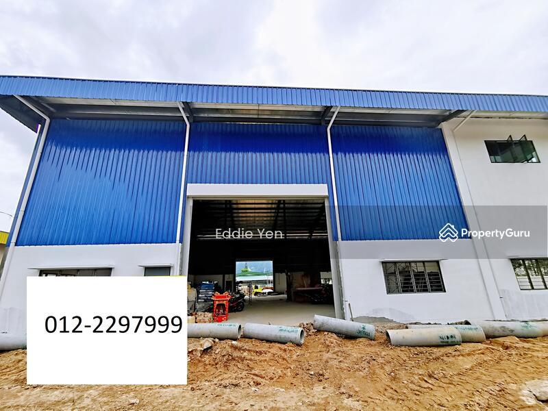 Brand New Industrial Warehouse Factory Gunung Rapat Ipoh #167182684