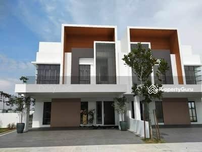 For Sale - [ Covid 19 Superdeal ] Double Storey 22x75 Freehold Full Loan 100% Nilai Labu Seremban S2 Senawang