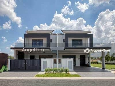 For Sale - Last unit! Semi D Concept 45x85 2-storey Terrace, MCO price Lowest 40%