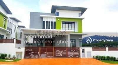For Sale - 2 Storey Bungalow, Casa Sutra, Setia Alam, F Unit
