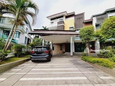 For Sale - 3 Storey Lift Semi-D Corner, Villa Green, Tropicana indah