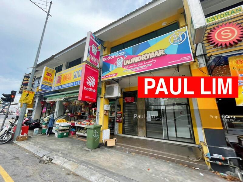 SHOP LOT SALE 2 STOREY AT JALAN BURMA PREMIER HOT LOCATION SELL WITH TENANCY #167542762