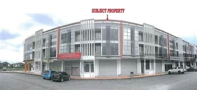 For Sale - 29/9 BANK LELONG [ Shop ]: No. 7, Jalan Lembah 18, Bandar Seri Alam, 81750 Masai, Johor