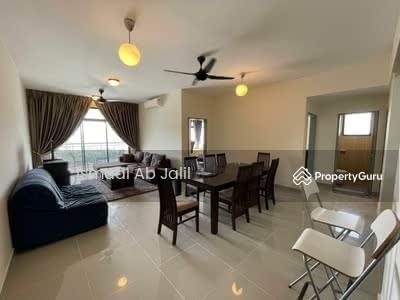 For Rent - FULLY FURNISHED Tamara Residence, Presint 8, Putrajaya