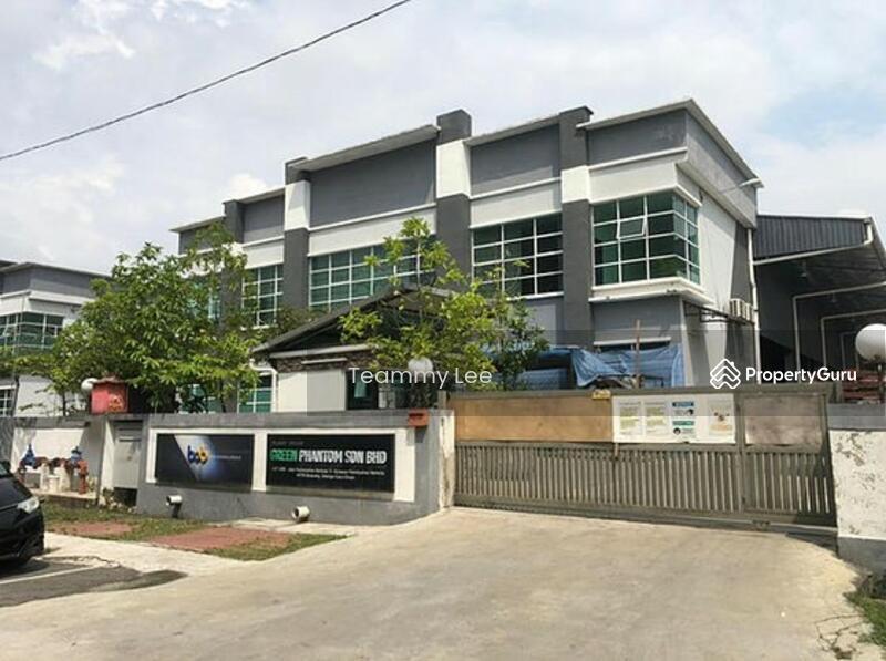 2sty Detached Factory 35,000sf , Mahkota Beranang Industrial Park, Semenyih #167620862