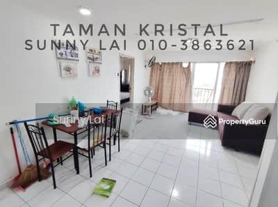 For Rent - Taman Kristal