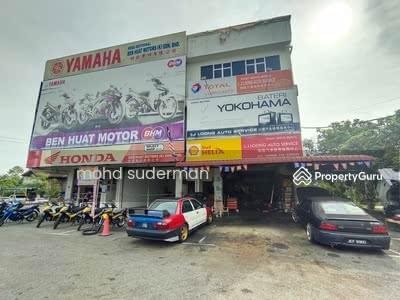 For Sale - Bandar Arau, Perlis - 3 Storey Shoplot (Endlot)