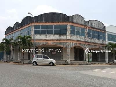 For Sale - Malim Industri IMJ Corner lot Shop Office