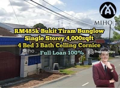 For Sale - Taman Bukit Tiram