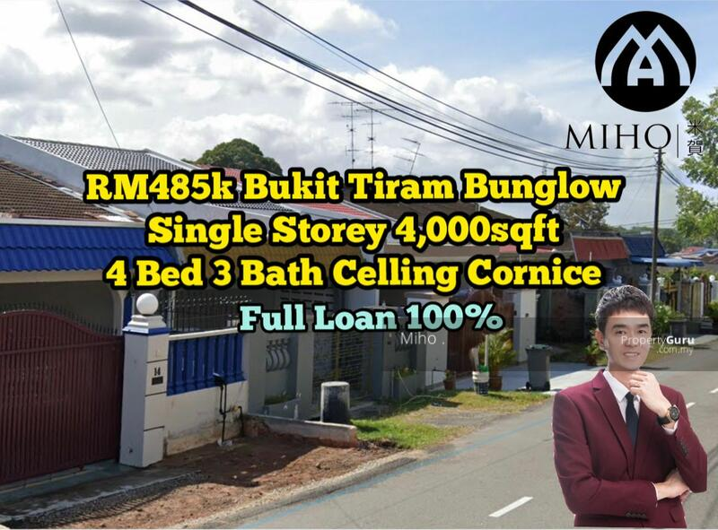 Taman Bukit Tiram #167695960
