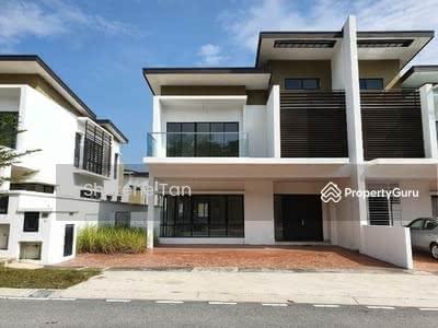 For Sale - 500k Rasah Kemayan Luxury SEMI-D! ! Limited unit! ! Freehold, 5 rooms 5 bathroom