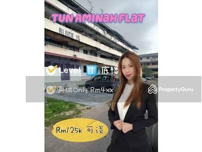 For Sale - Tun Aminah