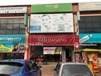 For Sale - 2 Storey Shoplot Jalan Kristal Seksyen 7