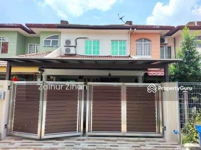 For Sale - 2Storey Terrace Taman Subang Murni, Shah Alam
