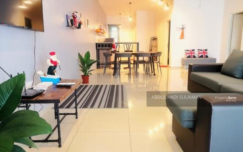 Fully Furnished Double Storey Terrace Veonna Suriaman 2 #167926962