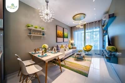 For Sale - Country Garden Central Park (Serviced Apartment)