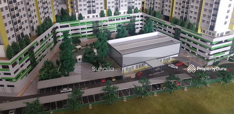 Apartment Prima @Residence Bukit Katil #167930538