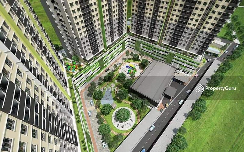 Apartment Prima @Residence Bukit Katil #167930548