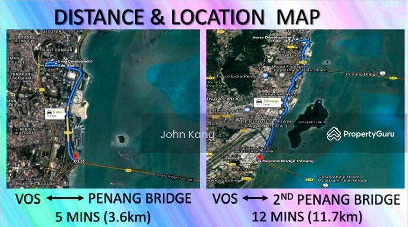 VOS Suites, Gelugor Penang, SOHO Development #168045010