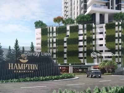 Dijual - Hampton Damansara