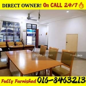 For Rent - Bukit Indah Double Storey Terrace House