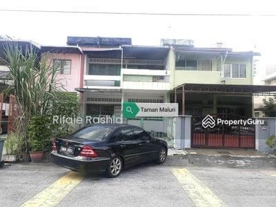 For Sale - Double storey Taman Maluri Cheras