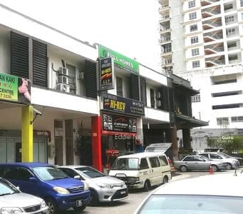 Dijual - Kuchai Lama  Business Park Tulin 28