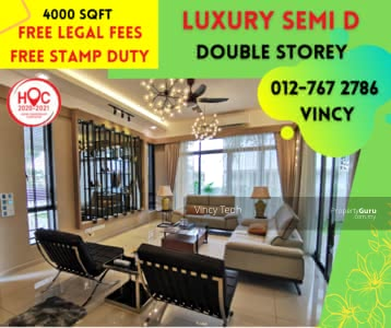 For Sale - Melaka New Luxury Semi D