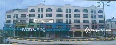 For Sale - 25/9 AUCTION SALE [ SHOP ] No. 4, Ground Floor, Wisma Semantan, Jalan Ahmad Shah, Temerloh, Pahang