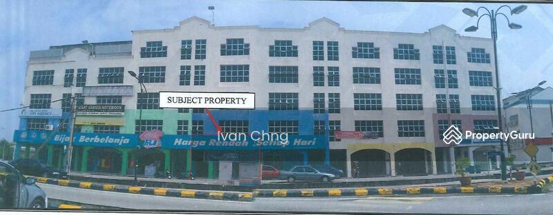 25/9 AUCTION SALE [ SHOP ] No. 4, Ground Floor, Wisma Semantan, Jalan Ahmad Shah, Temerloh, Pahang #168205734