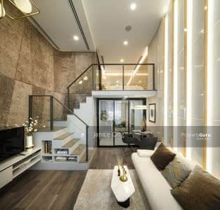 For Sale - KL Duplex Concept , Below Market Price 30%