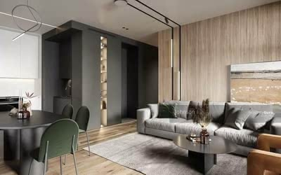 For Sale - sri petaling freehold new condo, full loan, two carpark , new township