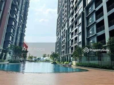 For Sale - FACING OPEN VIEW Condo The Holmes 2 Bandar Tun Razak