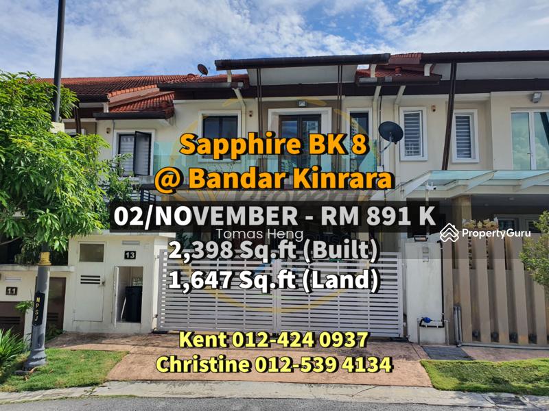 Sapphire BK 8 @ Bandar Kinrara #168371074