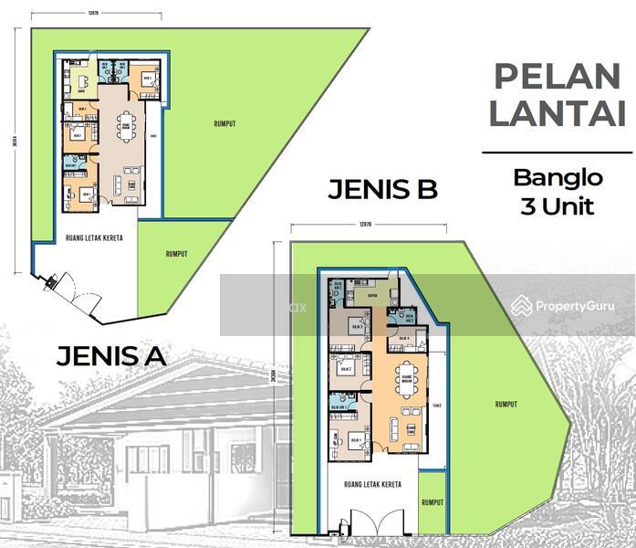 NEW Bungalow House @ Pengkalan Bandaraya, Station18 - Ipoh #168373574