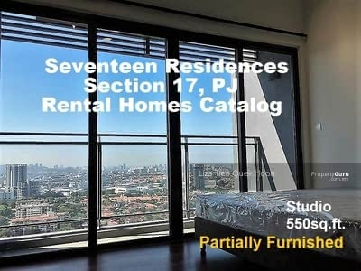 For Rent - Seventeen Mall & Residences