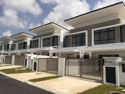 For Sale - Shah Alam [ 100% Loan Double Storey Freehold 20x70 Nr Highway Grocery]