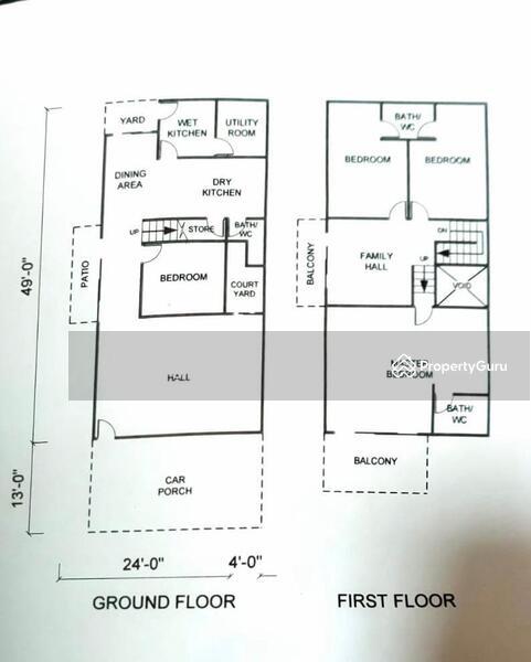 Jalan Kempas Utama #168434268