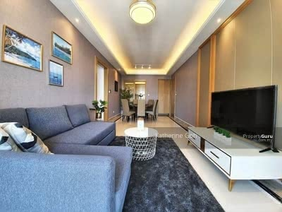 For Sale - 【Good Location】Luxury Condo | Ready Tenant + Free All Legal Fee | Besides Malls & LRT