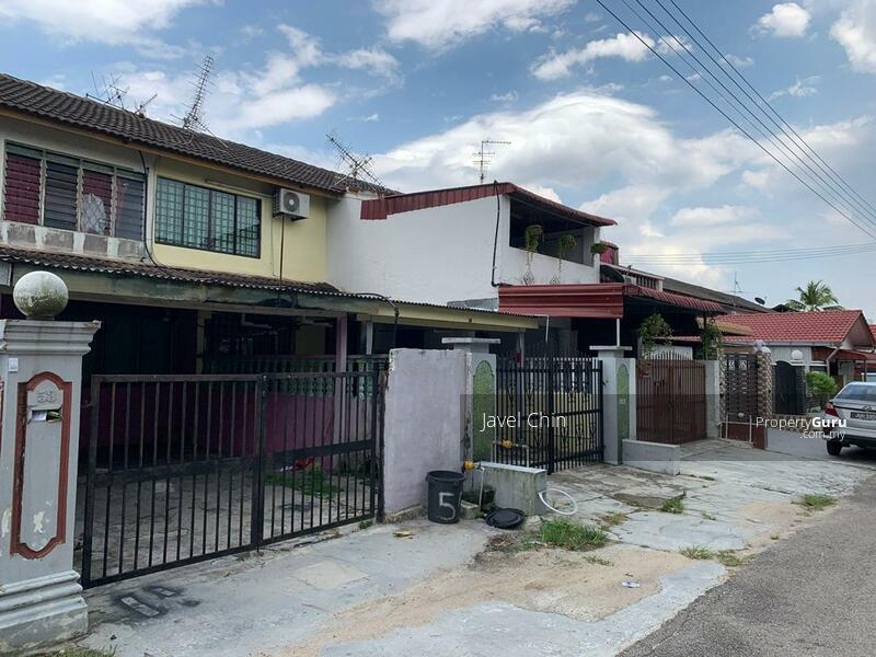 Taman Daya @ Double Storey Low Cost (Kitchen Extended) #168513960