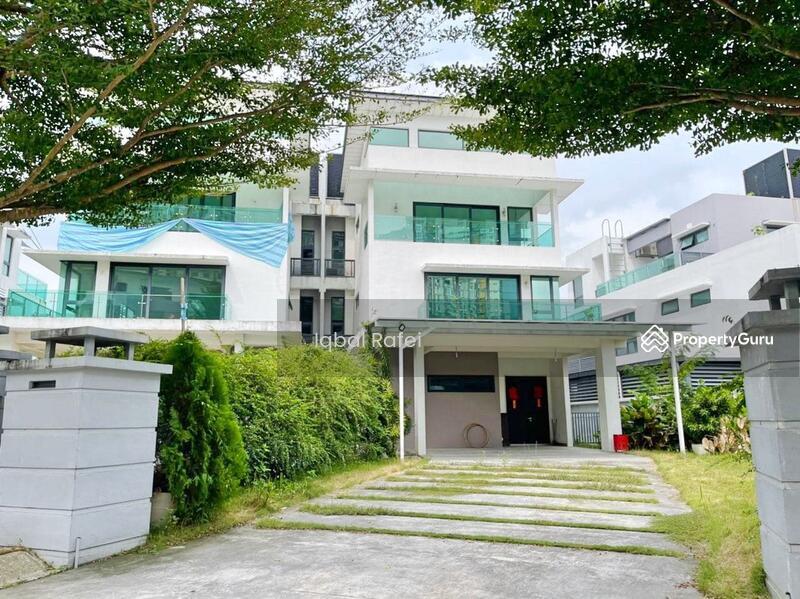 4 Storey Semi Detached House @ Armada Villa, Taman Desa #168569524
