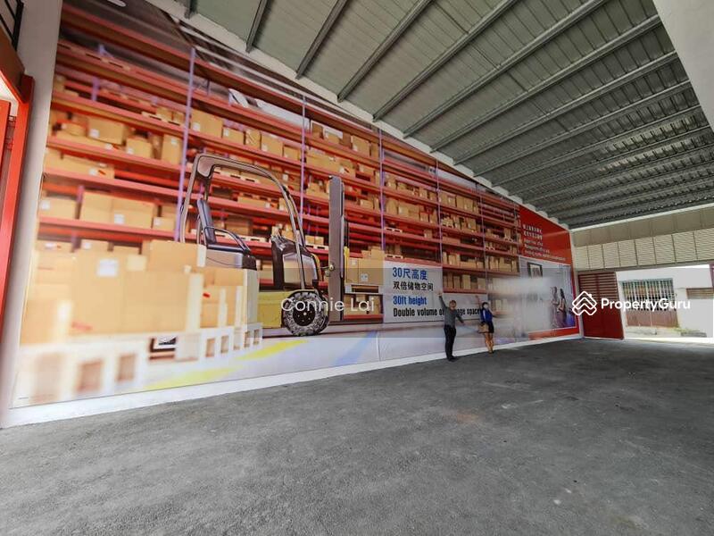 New Factory / warehouse at IHub Menglembu ECBC #168660012