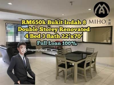 For Sale - Bukit Indah 8 Bukit Indah 8 Bukit Indah 8 Bukit Indah 8 Bukit Indah 8