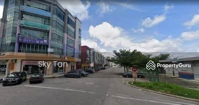 For Sale - Taman Mount Austin Jalan Austin Heights 5 Storey Shoplot Corner Lot with Lift 35x70