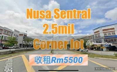 For Sale - Nusa Sentral Nusa Sentral Nusa Sentral