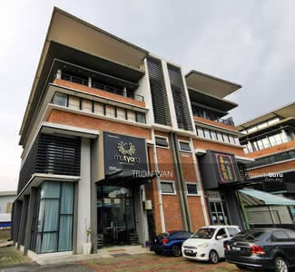 For Sale - I32 Puchong Industrial Park Factory Warehouse Shop